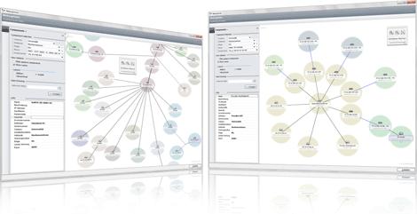 Netzspinne Pathfinder Software