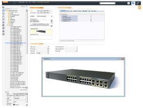 Gerätebibliothek Pathfinder Software