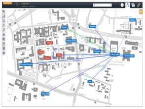 Campusverkabelung Pathfinder Software