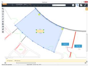 Raumpläne Pathfinder Software