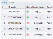 SNMP LiveView