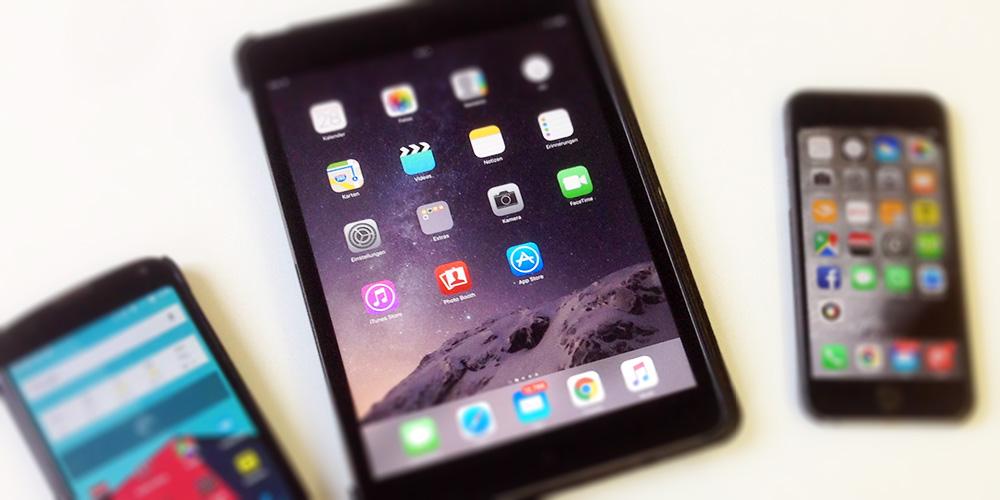 Digitalisierung konkret: Wie nutzt der Mittelstand mobile Apps?