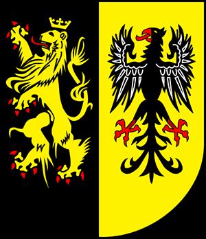 Wappen Vogtlandkreis