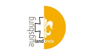 Logo Landkreis Augsburg